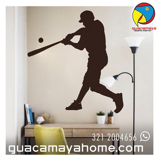 Stickers Vinilos Béisbol Baseball