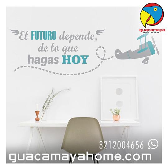 Stickers Vinilos Frases motivadoras 02