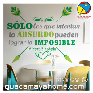 Stickers Vinilos decoracion frases