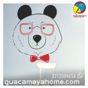 Stickers Vinilos Decoración Oso Pop