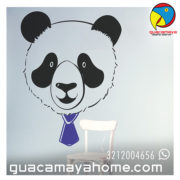 Stickers Vinilos Decoración Panda pop